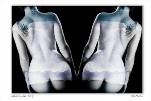 Miroir nude