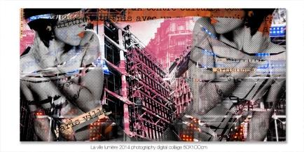 Portfolio Paris ville ouverte